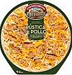 Pizza de pollo rústica 410 gr Casa Tarradellas
