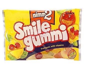 Gummi Surtido de caramelos de goma con sabor a fruta Bolsa de 100 gramos