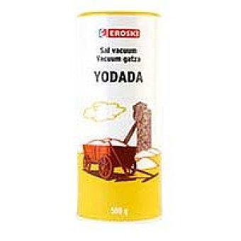 Eroski Sal yodada salero 500 g