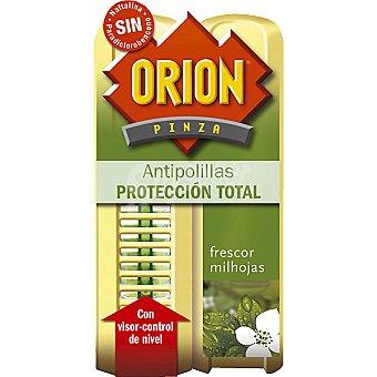 Orion Pinza antipolillas protección total perfume frescor milhojas Bolsa 2 unidades
