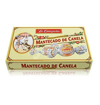 La Estepeña Mantecados de canela 515 G