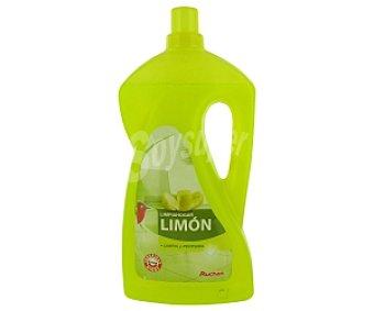 Auchan Limpia Hogares Limón 1,5 Litros