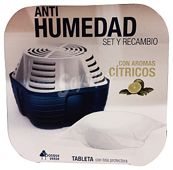 Bosque Verde Antihumedad set completo 1 pack