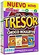 Cereales de chocolate roulette Caja 375 g Trésor Kellogg's