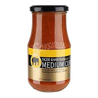 Shere Khan Salsa medium curry 425 g