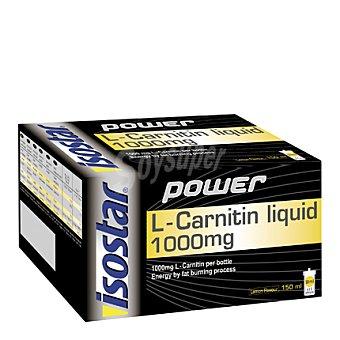 Isostar L-carnitina liquida viales 15 ud
