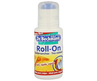 Dr. Beckmann Quitamanchas roll-on (fácil, rápido y seguro ideal para viajes) 75 mililitros
