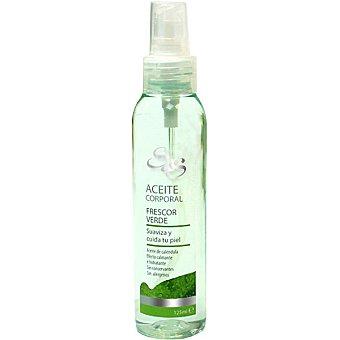 S&S Aceite corporal Frescor Verde de caléndula calmante e hidratante Spray 125 ml