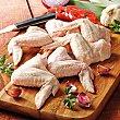 Alas de pollo Bandeja de 650.0 g. Carrefour