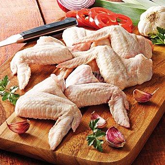 Carrefour Alas de pollo Bandeja de 650.0 g.
