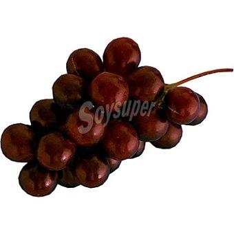 Uvas moradas al peso
