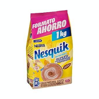 Nesquik Nestlé Cacao soluble instantaneo Paquete 1 kg