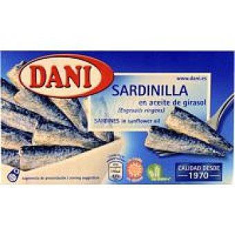 Dani Sardinilla en aceite de girasol Lata 65 g