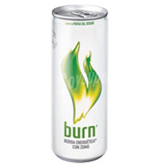 Burn Bebida energética Juice Lata 25 cl