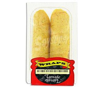 Lord Sandwiches Wrap Tomate Sajonia 160 Gramos