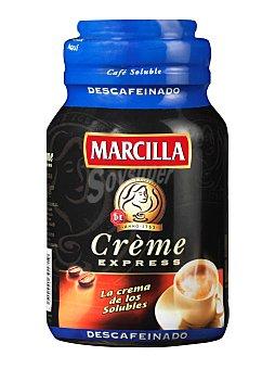 Marcilla Café soluble descafeinado Créme Express 200 g