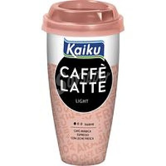Kaiku Caffe Latte Light Vaso 230 ml