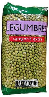 Hacendado Legumbre verde grano Paquete 500 g