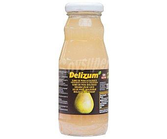Delizum Zumo de pera ecológico 200 ml