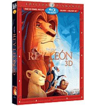 El Rey Leon E. D. (3D combo) BR