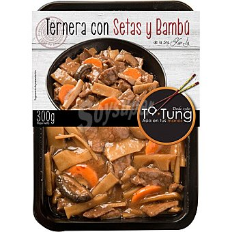 Ta Tung Ternera consetas y bambú Envase 300 g