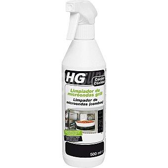 HG Limpiador de microondas grill pistola 500 ml