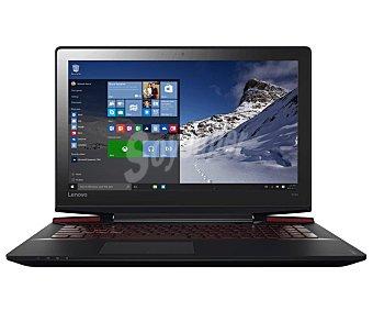 """Nvidia Portátil 43,94 cm (17,3"""") lenovo Ideapad Y700-17ISK, Intel Core i7-6700HQ, 8GB Ram, 1TB, geforce GTX 960M, Windows 10 Y700-17ISK, Intel Core i7-6700HQ, 8GB Ram, 1TB, Nvidia geforce GTX 960M, Windows 10"""
