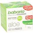 Crema facial hidratante con un 20% de aloe vera puro 50 ml Babaria