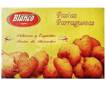 BLANCO Pastas parraguesas de Arriondas, 400 Gramos