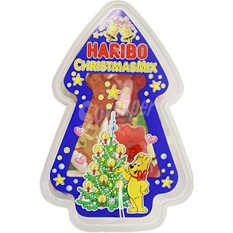 HARIBO Christmas mix surtido de gominolas envase 300 g Envase 300 g