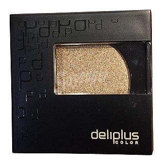 DELIPLUS Sombra de ojos nº 08 marrón dorado nacarado 1 unidad