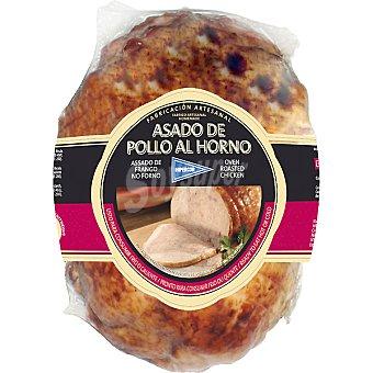 Hipercor Asado de pollo al horno  Pieza 1 kg