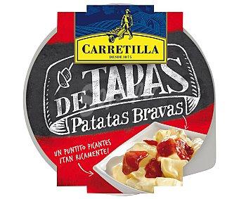 Carretilla Tapas de patatas bravas 180 g