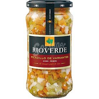 Rioverde Picadillo de variantes Frasco 180 g neto escurrido