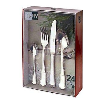 Piezas Cuberteria de mesa 24 modelo Penta 1 ud