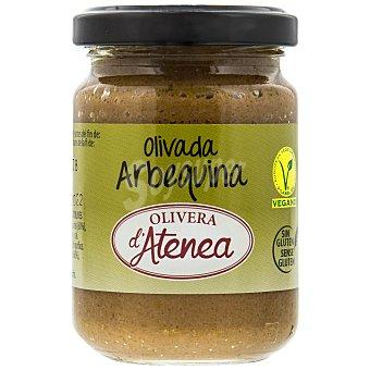 Olivera D'Atenea Olivada arbequina sin gluten y sin lactosa Tarro 135 g