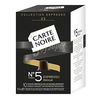 Carte Noire Café Espresso Intensidad 5 53 g