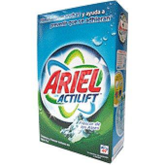 Ariel Detergente normal luminoso 46 cacitos