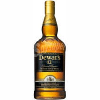 White Label Whisky 12 años Botella 12 años