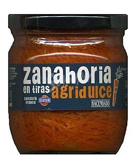 Hacendado Zanahoria tiras conserva Tarro 180 g escurrido