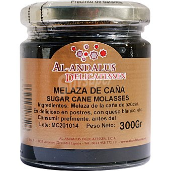 AL-ANDALUS Melaza de caña Frasco de 300 g