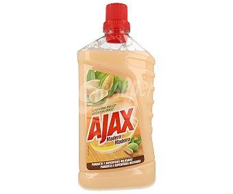 Ajax Limpia-hogar madera (parquets y superficies delicadas) Botella de 1 l
