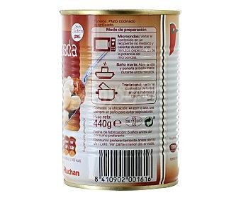 Auchan Fabada asturiana Lata de 440 gramos