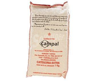 LAZARILLO DE TORMES Alubia blanca riñón Indicación Geográfica Protegida Alubia de la Bañeza-León, 1 kilogramo