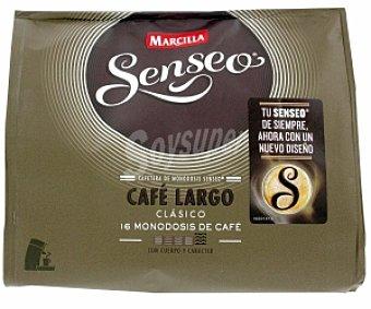 Marcilla Café Largo Monodosis Senseo