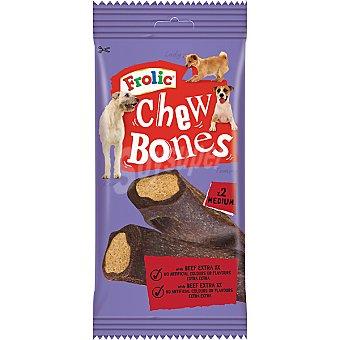 Frolic Snack Chew Bones huesos masticables 2 ud