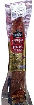 La hacienda del Ibérico Chorizo ibérico extra pieza 440 g