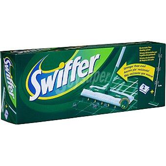 Swiffer Mopa atrapa polvo con palo Caja 1 ud (8 recambios)