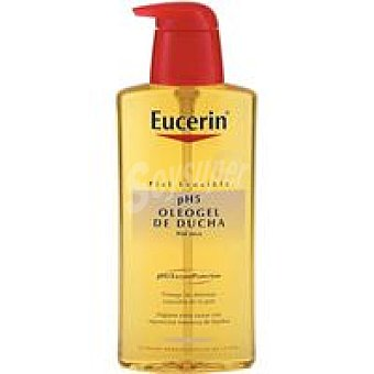 Eucerin Oleo gel ducha Ph5 Bote 400 ml