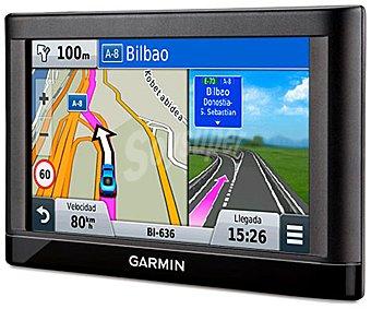"""GARMIN NUVI 55LM Gps 5"""" con mapas del sur de Europa y actualización de mapas gratuita"""